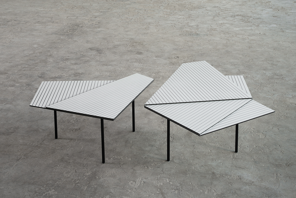 christian haas rain low tables gallery bensimon